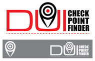 DUI Checkpoint Finder Logo - Entry #28
