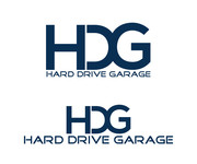 Hard drive garage Logo - Entry #18