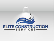Elite Construction Services or ECS Logo - Entry #137