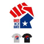 Unite not Ignite Logo - Entry #1