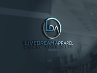 LiveDream Apparel Logo - Entry #206