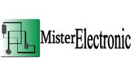Mister Electronic Logo - Entry #36