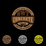 BWT Concrete Logo - Entry #71