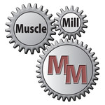 Muscle MIll Logo - Entry #12