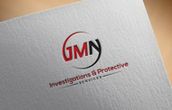 JMN Investigations & Protective Services Logo - Entry #84
