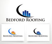 Bedford Roofing and Construction Logo - Entry #9