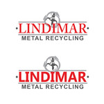 Lindimar Metal Recycling Logo - Entry #385