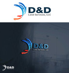 D&D Land Services, LLC Logo - Entry #106