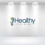 Healthy Livin Logo - Entry #582