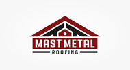 Mast Metal Roofing Logo - Entry #47