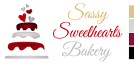 Sassy Sweethearts Bakery Logo - Entry #104