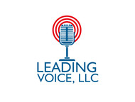 Leading Voice, LLC. Logo - Entry #28