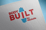 Body Built by Michelle Logo - Entry #22