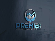 Premier Accounting Logo - Entry #432