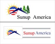 SunUp America Logo - Entry #68