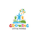 Growing Little Minds Early Learning Center or Growing Little Minds Logo - Entry #108