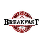 Breakfast Lunch & Deener Logo - Entry #2