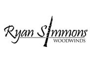 Woodwind repair business logo: R S Woodwinds, llc - Entry #18
