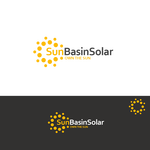 Sun Basin Solar Logo - Entry #43