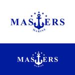 Masters Marine Logo - Entry #377