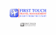 First Touch Travel Management Logo - Entry #87