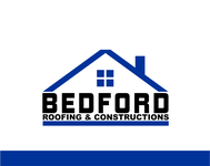 Bedford Roofing and Construction Logo - Entry #59