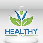 Healthy Livin Logo - Entry #573