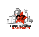 CZ Real Estate Rockstars Logo - Entry #26