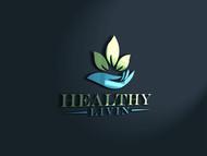 Healthy Livin Logo - Entry #605
