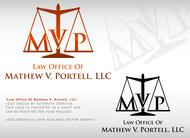 Logo design wanted for law office - Entry #49