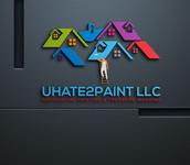 uHate2Paint LLC Logo - Entry #107