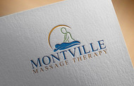 Montville Massage Therapy Logo - Entry #183