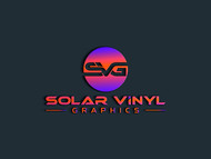Solar Vinyl Graphics Logo - Entry #337