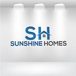 Sunshine Homes Logo - Entry #424