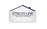 STREAMLINE building & carpentry Logo - Entry #56