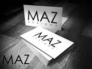 Maz Designs Logo - Entry #237