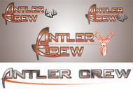 Antler Crew Logo - Entry #75