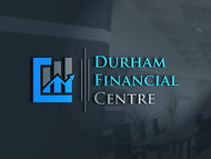 Durham Financial Centre Knights Logo - Entry #8