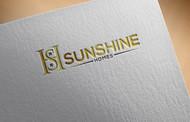 Sunshine Homes Logo - Entry #405