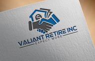 Valiant Retire Inc. Logo - Entry #287