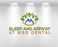 Sleep and Airway at WSG Dental Logo - Entry #78