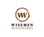 Wisemen Woodworks Logo - Entry #39
