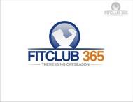 Fit Club 365 Logo - Entry #45