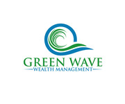 Green Wave Wealth Management Logo - Entry #429