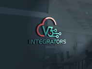 V3 Integrators Logo - Entry #196