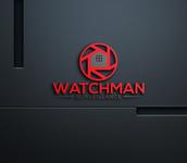 Watchman Surveillance Logo - Entry #211