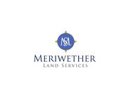 Meriwether Land Services Logo - Entry #18