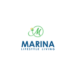 Marina lifestyle living Logo - Entry #136