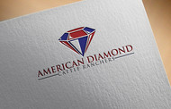 American Diamond Cattle Ranchers Logo - Entry #134