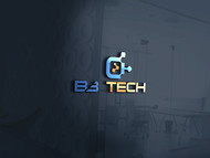 B3 Tech Logo - Entry #104